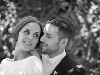La boda de Judith y Ruben