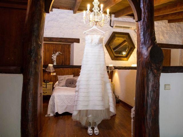La boda de Juan  Antonio y Patricia en Saelices, Cuenca 2