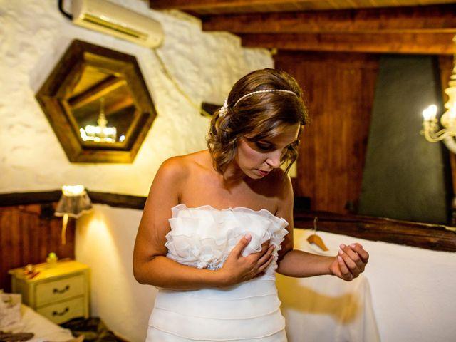 La boda de Juan  Antonio y Patricia en Saelices, Cuenca 4