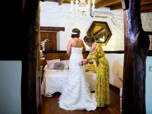 La boda de Juan  Antonio y Patricia en Saelices, Cuenca 5