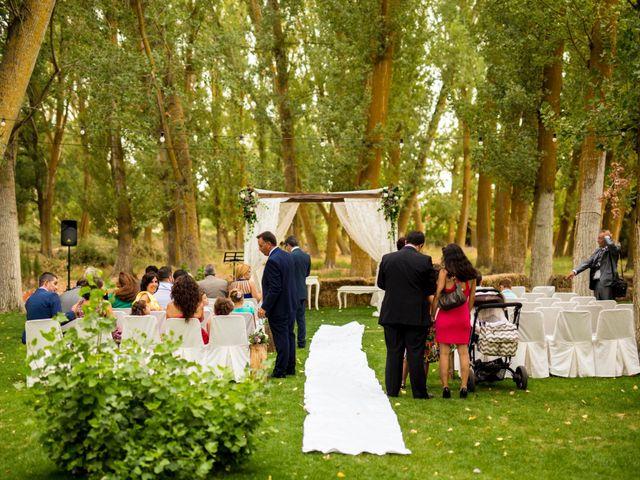 La boda de Juan  Antonio y Patricia en Saelices, Cuenca 6