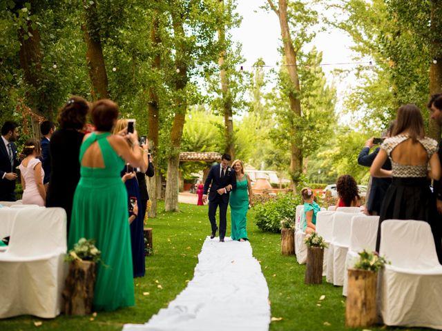 La boda de Juan  Antonio y Patricia en Saelices, Cuenca 7