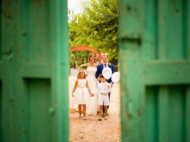 La boda de Juan  Antonio y Patricia en Saelices, Cuenca 9