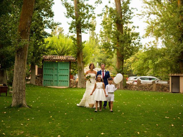 La boda de Juan  Antonio y Patricia en Saelices, Cuenca 10
