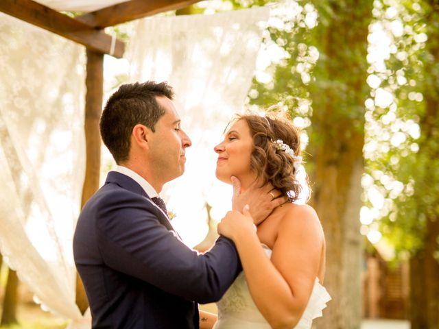 La boda de Juan  Antonio y Patricia en Saelices, Cuenca 14