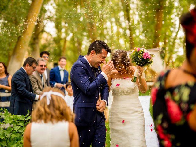 La boda de Juan  Antonio y Patricia en Saelices, Cuenca 16