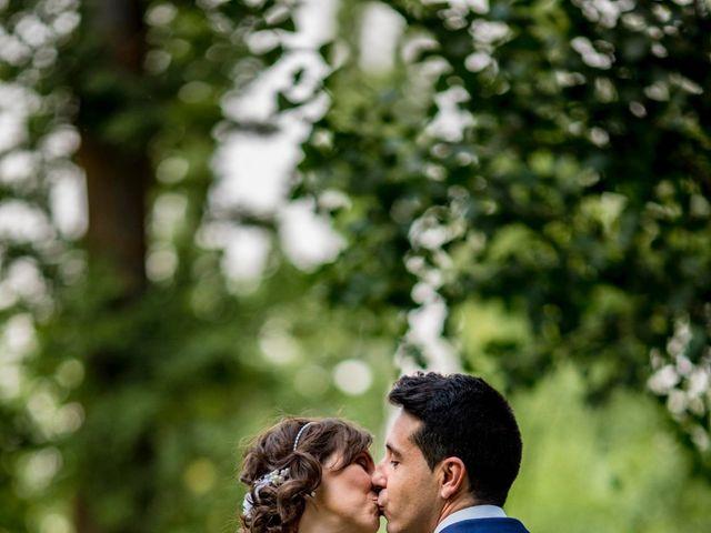 La boda de Juan  Antonio y Patricia en Saelices, Cuenca 22
