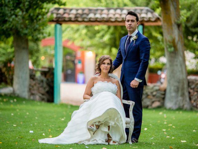 La boda de Juan  Antonio y Patricia en Saelices, Cuenca 23