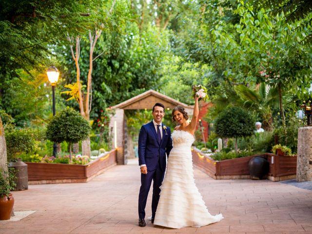 La boda de Juan  Antonio y Patricia en Saelices, Cuenca 24