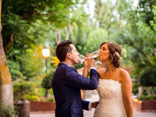 La boda de Juan  Antonio y Patricia en Saelices, Cuenca 25