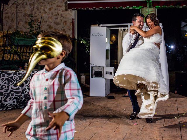 La boda de Juan  Antonio y Patricia en Saelices, Cuenca 28