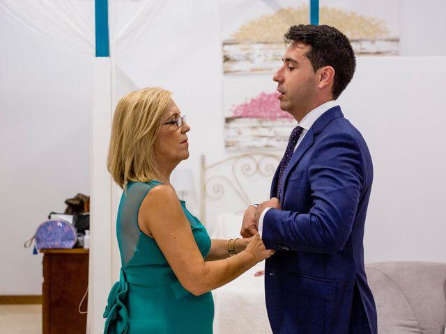 La boda de Juan  Antonio y Patricia en Saelices, Cuenca 33