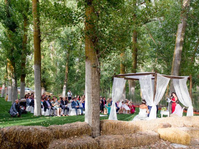 La boda de Juan  Antonio y Patricia en Saelices, Cuenca 38