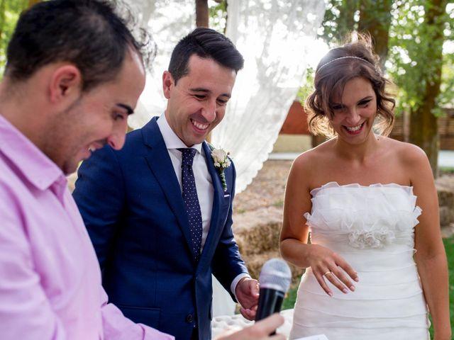 La boda de Juan  Antonio y Patricia en Saelices, Cuenca 39