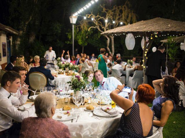 La boda de Juan  Antonio y Patricia en Saelices, Cuenca 44