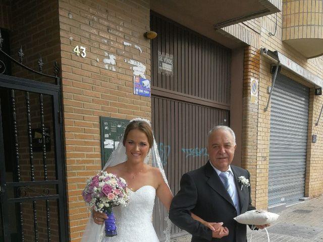 La boda de Adrián  y María  en Torrent, Valencia 3