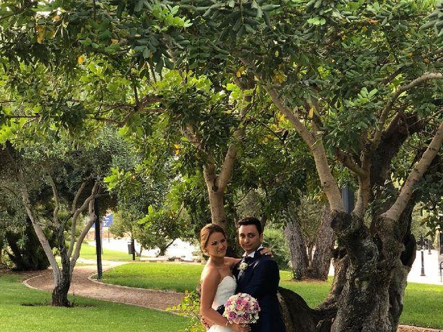 La boda de Adrián  y María  en Torrent, Valencia 2