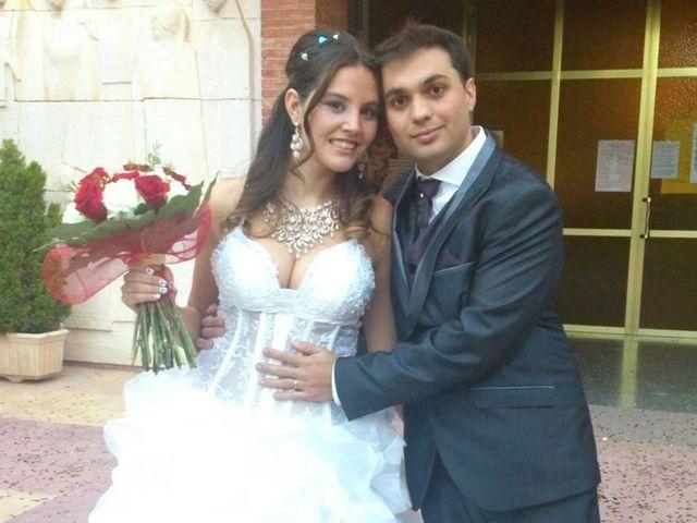La boda de Sol y German en Torrellano, Alicante 1