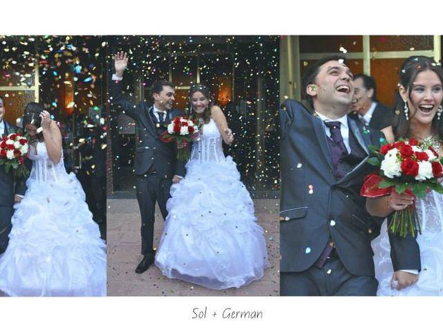 La boda de Sol y German en Torrellano, Alicante 4