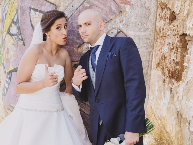 La boda de Jose y Ana en Tomelloso, Ciudad Real 10