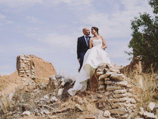 La boda de Jose y Ana en Tomelloso, Ciudad Real 11