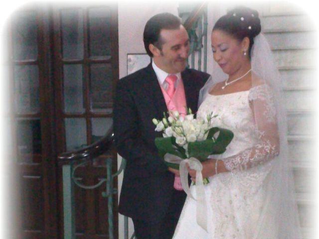 La boda de Nadia y Juan Carlos en Don Benito, Badajoz 2