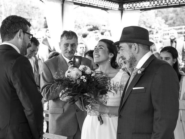 La boda de Dadi y Mariña en Laxe, A Coruña 16