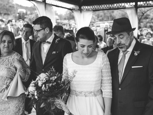 La boda de Dadi y Mariña en Laxe, A Coruña 17