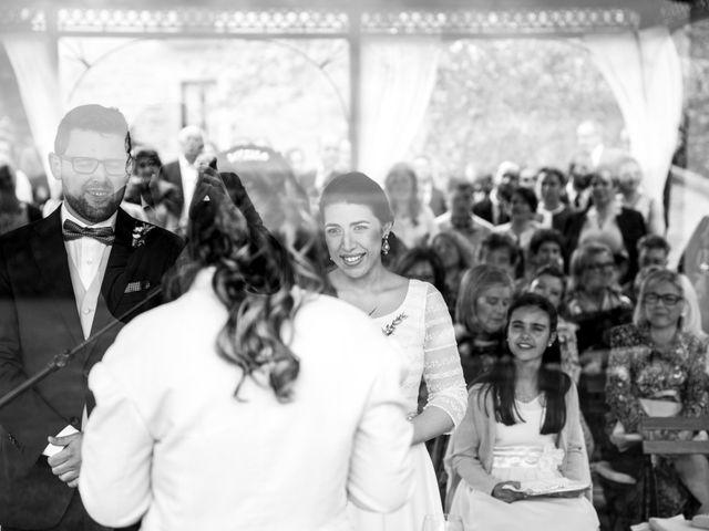 La boda de Dadi y Mariña en Laxe, A Coruña 18