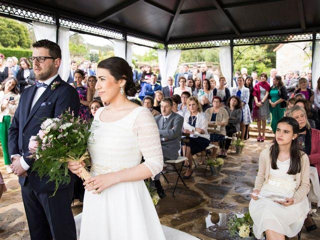 La boda de Dadi y Mariña en Laxe, A Coruña 20