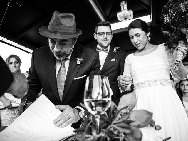 La boda de Dadi y Mariña en Laxe, A Coruña 21