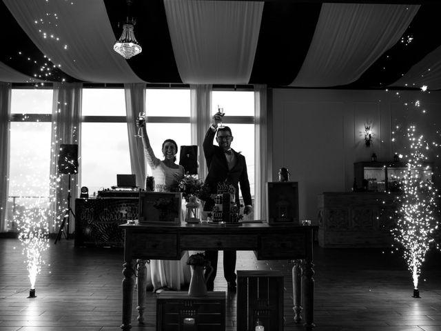 La boda de Dadi y Mariña en Laxe, A Coruña 27
