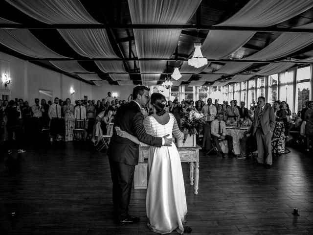 La boda de Dadi y Mariña en Laxe, A Coruña 2