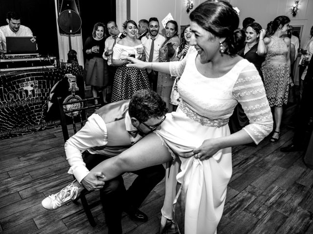 La boda de Dadi y Mariña en Laxe, A Coruña 35