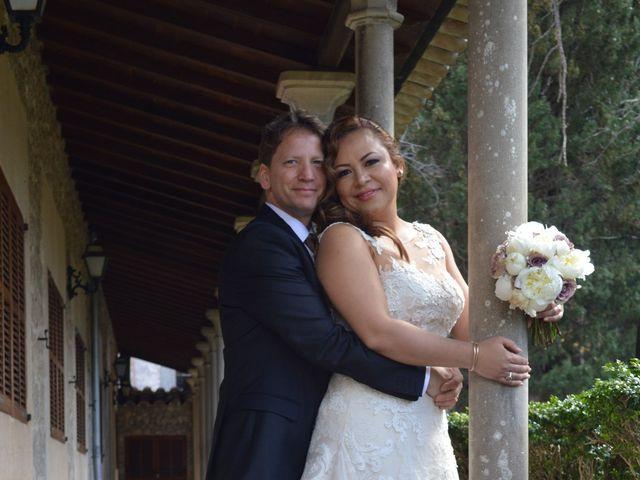 La boda de Daniel y Diana en Esporles, Islas Baleares 3