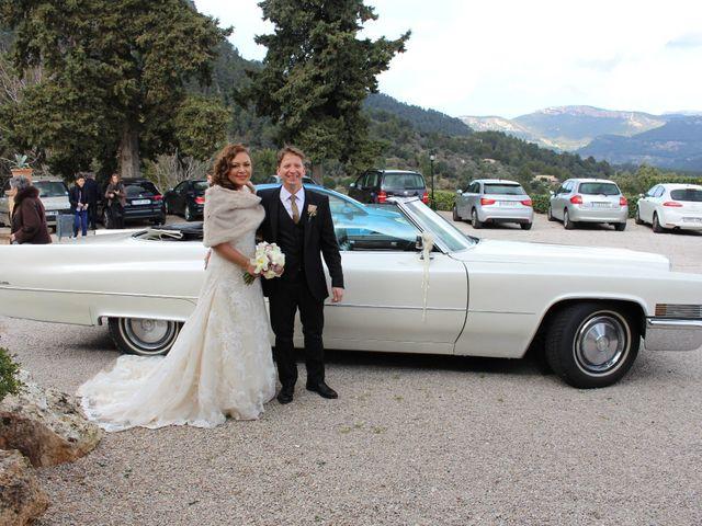 La boda de Daniel y Diana en Esporles, Islas Baleares 7