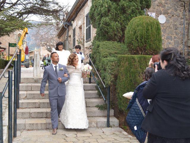La boda de Daniel y Diana en Esporles, Islas Baleares 12