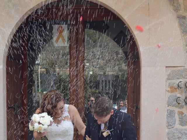 La boda de Daniel y Diana en Esporles, Islas Baleares 13