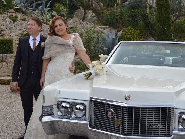 La boda de Daniel y Diana en Esporles, Islas Baleares 17