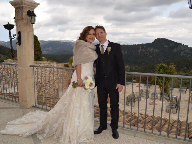 La boda de Daniel y Diana en Esporles, Islas Baleares 18