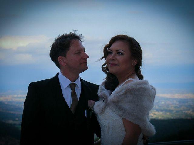 La boda de Daniel y Diana en Esporles, Islas Baleares 19