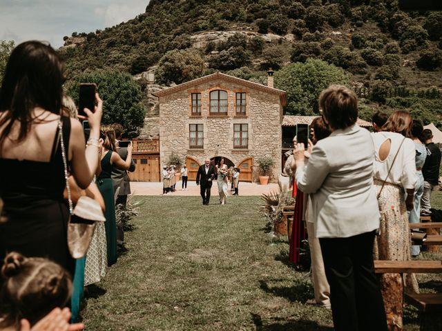 La boda de Albert y Clara en La Quar, Barcelona 44