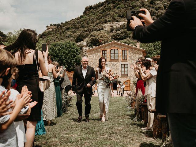 La boda de Albert y Clara en La Quar, Barcelona 46