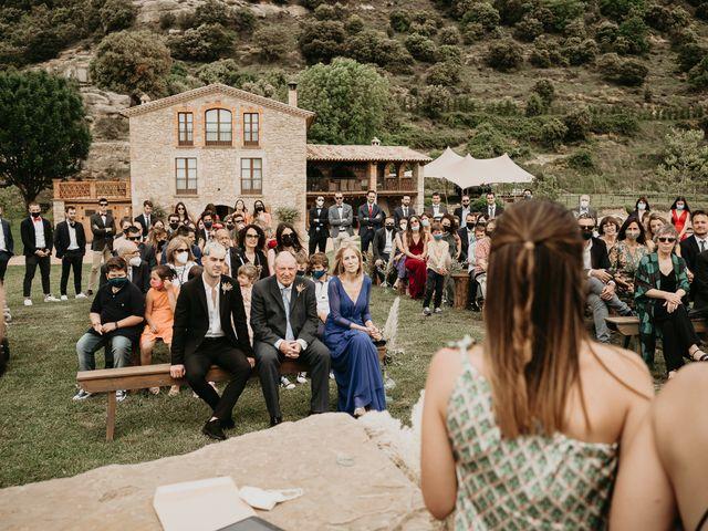 La boda de Albert y Clara en La Quar, Barcelona 49
