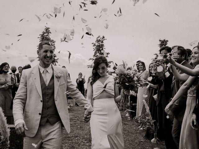 La boda de Albert y Clara en La Quar, Barcelona 58