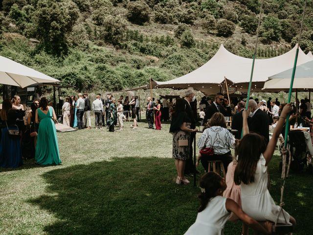 La boda de Albert y Clara en La Quar, Barcelona 66