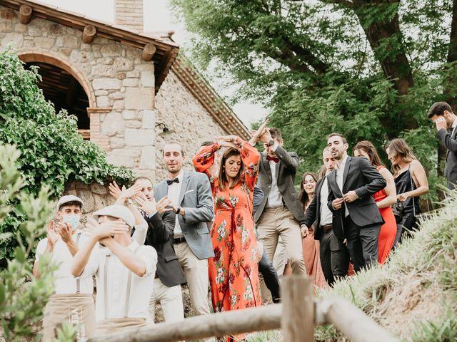 La boda de Albert y Clara en La Quar, Barcelona 79