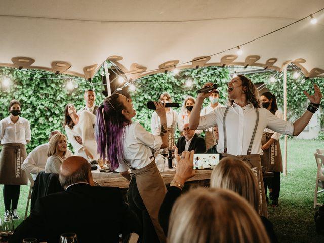 La boda de Albert y Clara en La Quar, Barcelona 83