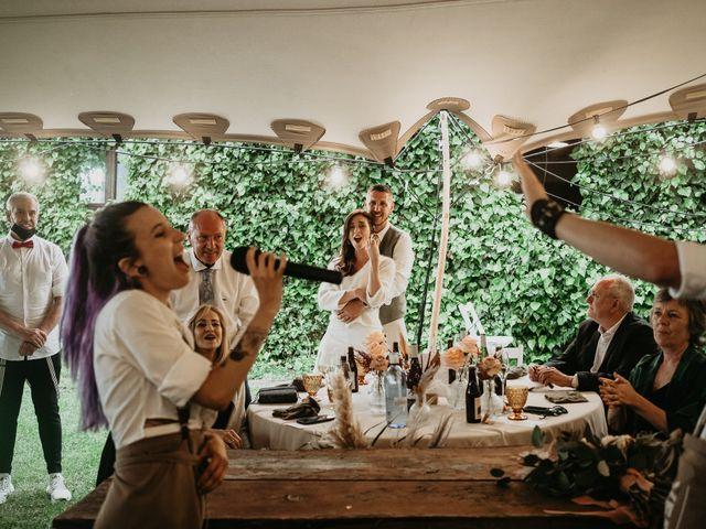 La boda de Albert y Clara en La Quar, Barcelona 84