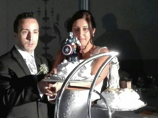 La boda de Javi y Isa en Puente Tocinos, Murcia 2